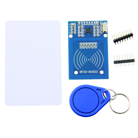 Module RFID RC522 (compatible Arduino)