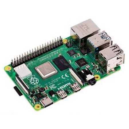 Carte Raspberry Pi 4 B - 4G