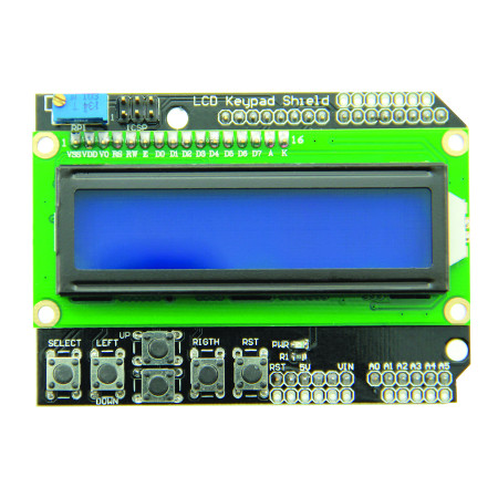 Shield Afficheur LCD (compatible Arduino)