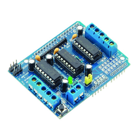Shield Motor (compatible Arduino)