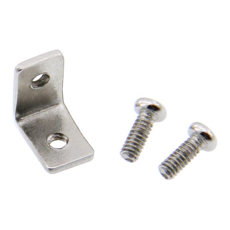 Equerre filetée 10 x 4.5mm