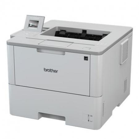 brother laser monochrome hl-l6300dw 46ppm rv + ether + wiifi
