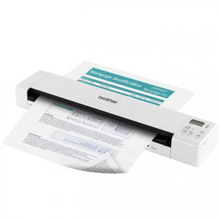 scanner brother ds-620 defilement a4 usb