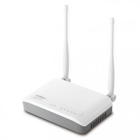 br-6428ns v2 routeur/wifi/extender 2t2r 300mb + switch 4p  anten