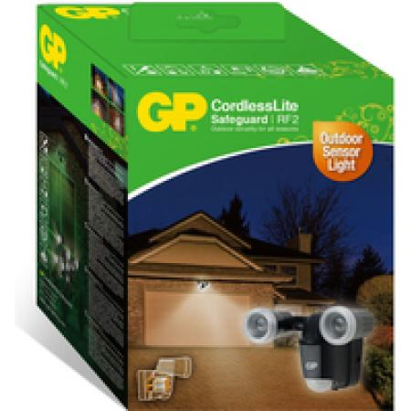 gp safeguard rf2 eclairage led ext. autonome